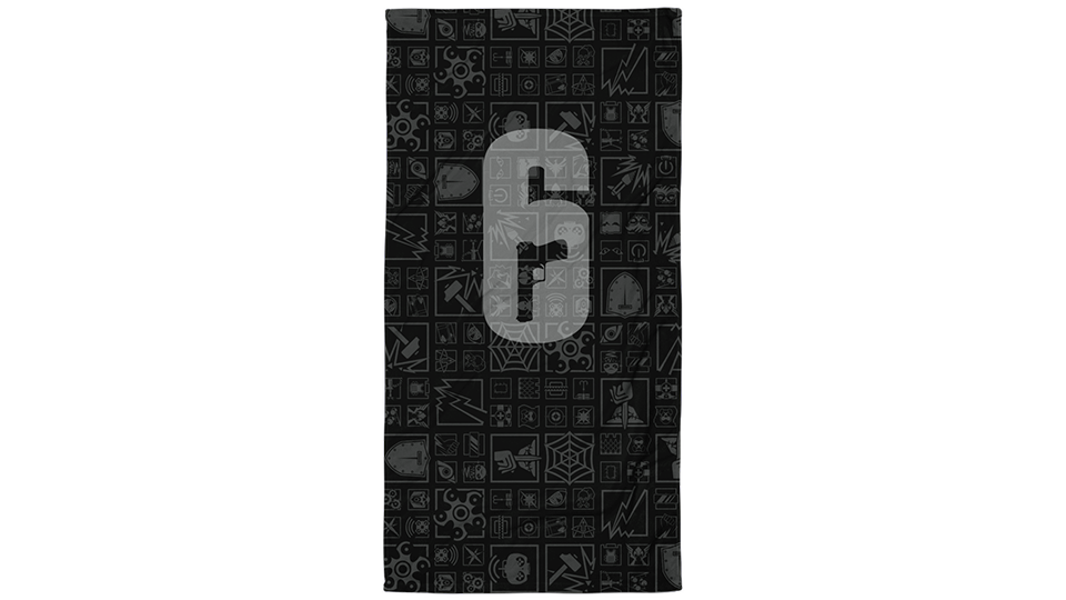 [R6S] [News] Don't Miss these Summer Items from the Six Collection - Siege Towel