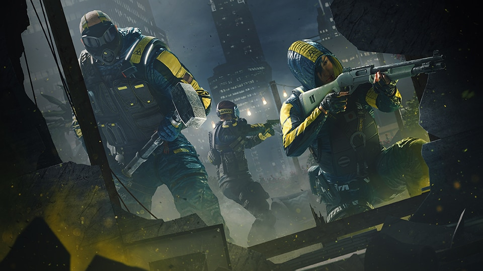 Rainbow Six Extraction Unleashes Tactical Co-Op Action January 2022 - Image 1