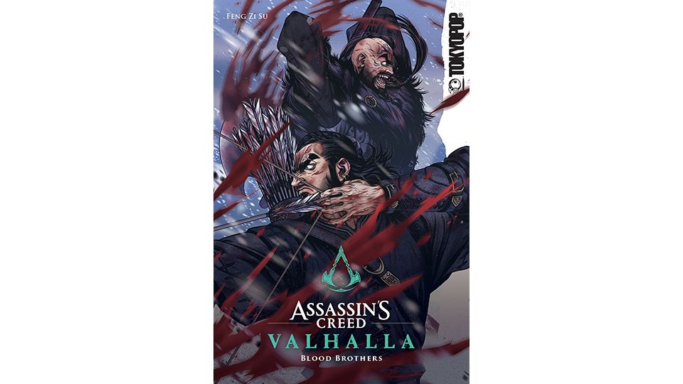 Assassin's Creed Universe Expands with New Novels, Graphic Novels, and More - Image 4