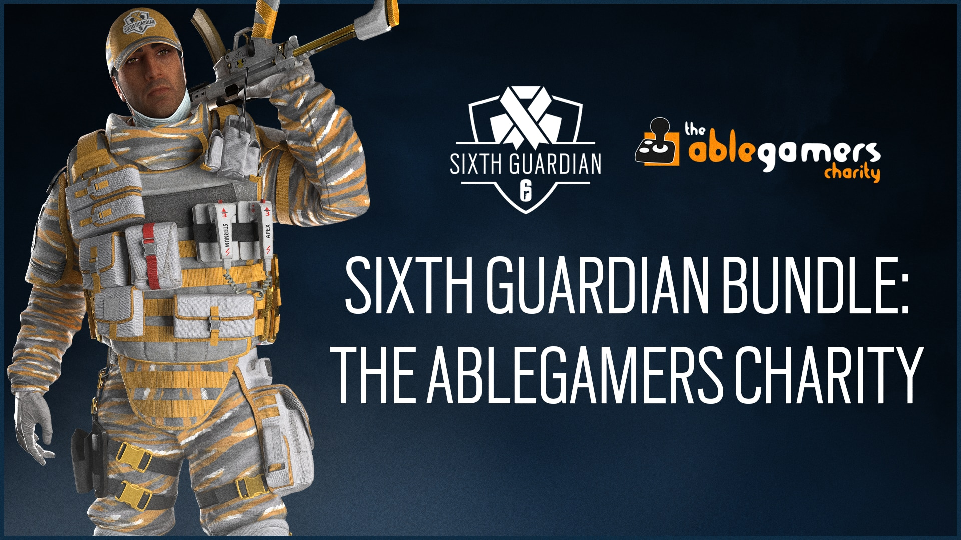 [R6S] Sixth Guardian AbleGamers Header