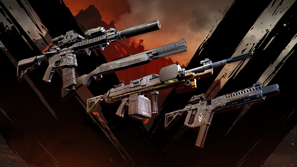 [News] Project Titan - weapons