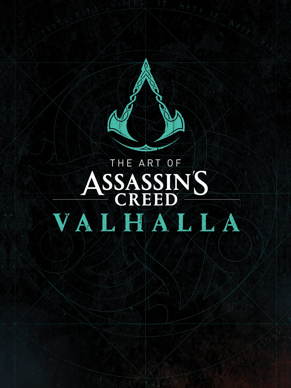 [UN] [News] The Art of Assassin's Creed Valhalla Book Coming Holiday 2020 - Cover