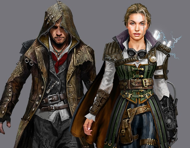 Free Assassins Creed Syndicate Outfits