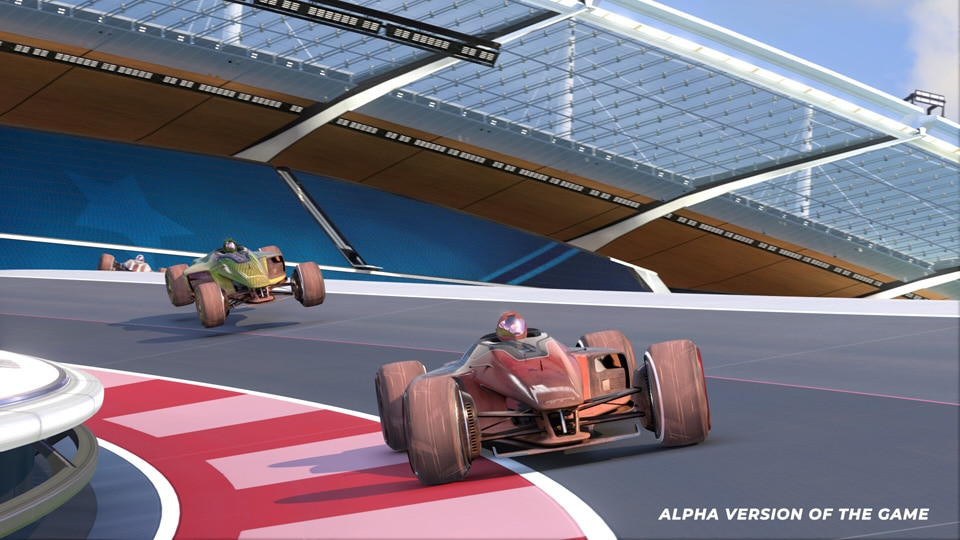 [UN] [News] Trackmania Nations Remake Revealed  - Screenshot B