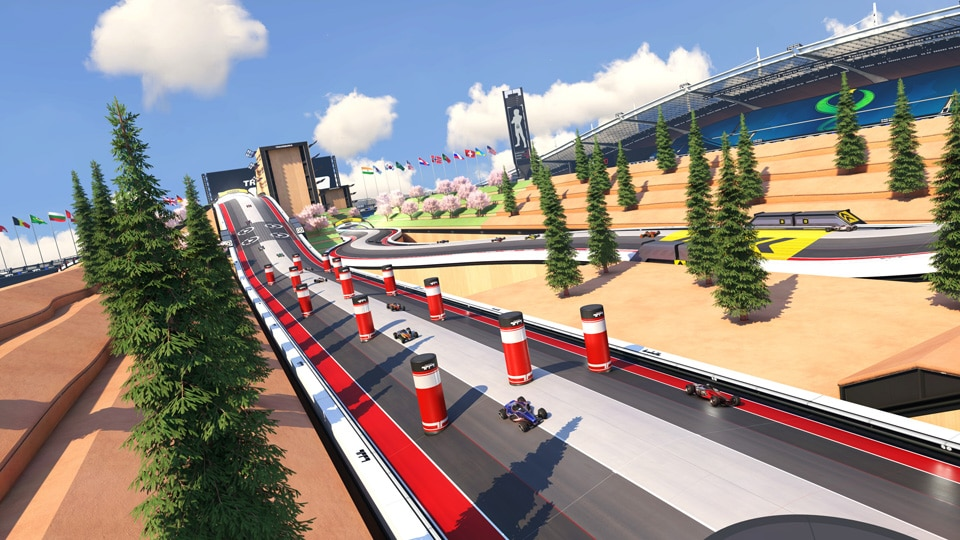 Trackmania – Defy Gravity at High Speeds on July 1 - Image 1