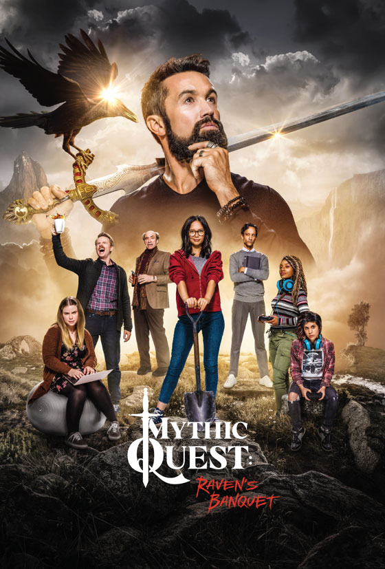 Ubisoft Entertainment Film & TV Mythic Quest Boxart