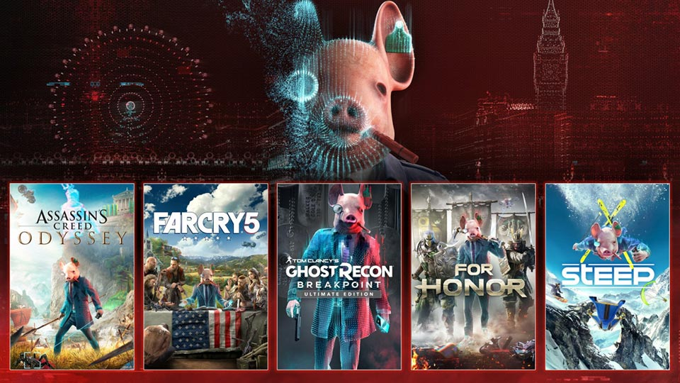 Watch Dogs Legion Hack Sale