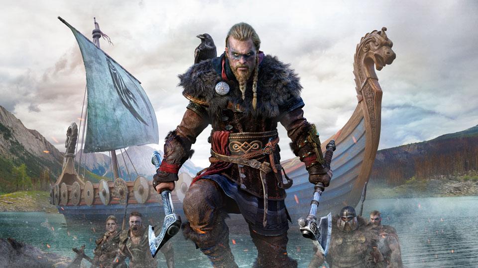 Desvelado el diseño de la portada de Assassin's Creed Valhalla en la Microsoft Store 3