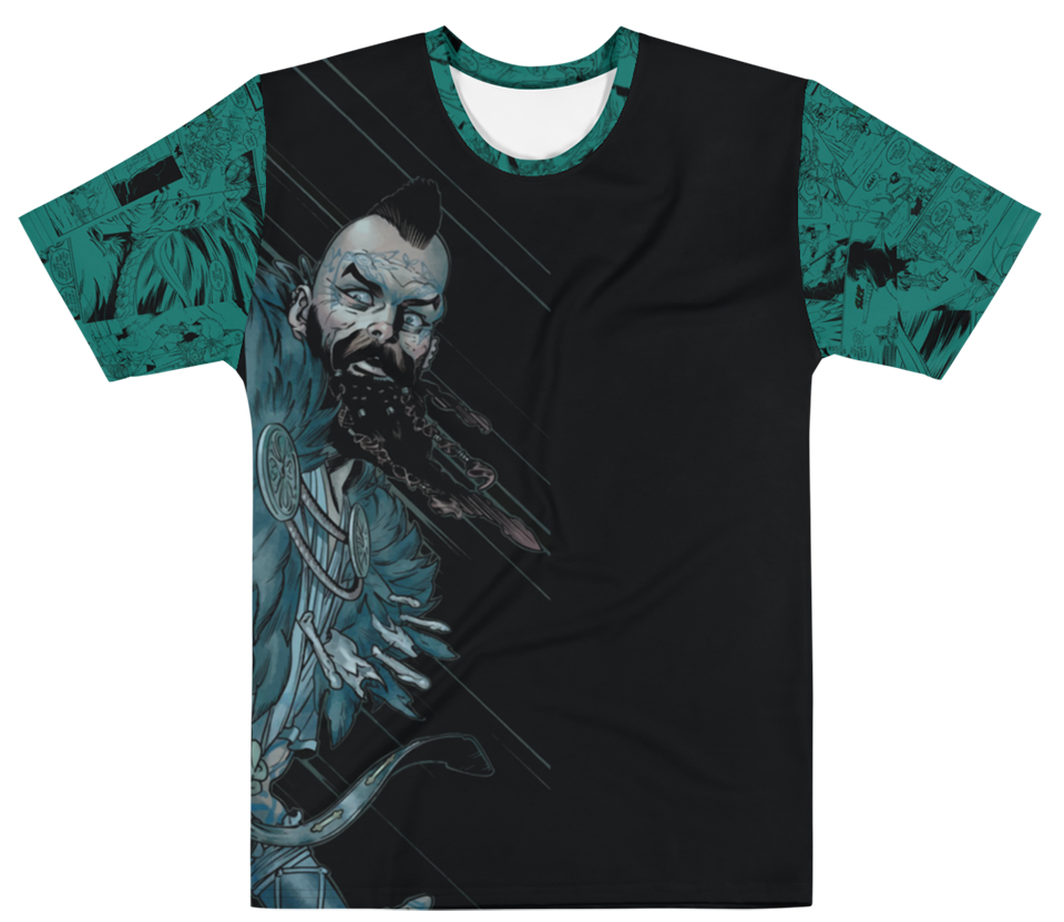 [UN] [News] Official Assassin's Creed Valhalla Merchandise Now Available - Valhalla Comic T-Shirt