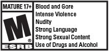 Watch Dogs is rated M for Mature by the ESRB