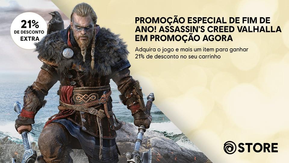 Ubisoft Store Assassins Creed Valhalla Winter Sale Thumbnail Image