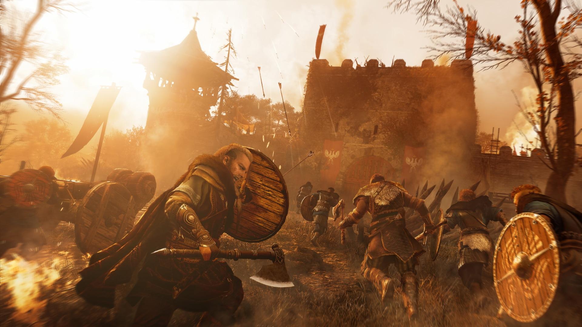 Assassin's Creed Valhalla – Assault Castles, Repair Broken Kingdoms, and Recruit a Cat Raider on November 17 - Image 3