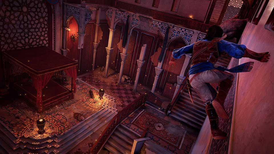 director de Prince of Persia: Las Arenas del Tiempo Remake da nuevos detalles
