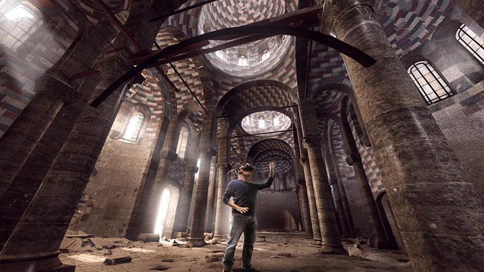 Ubisoft Entertainment - Parks & Experiences - Smithsonian VR Thumbnail