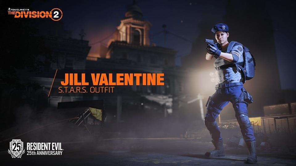 TCTD2 Jill Valentine Outfit