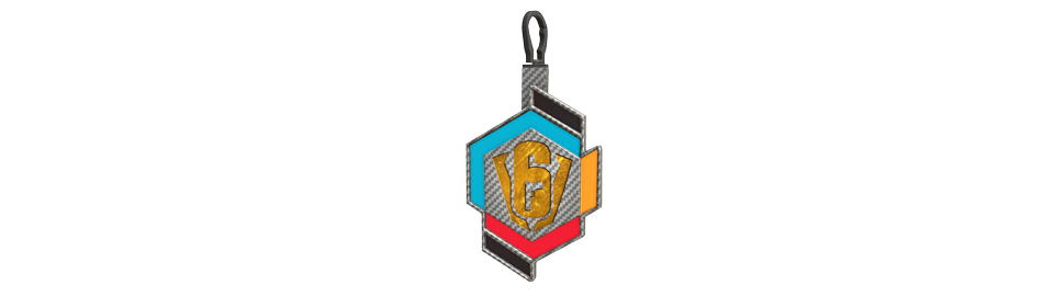 [R6SE] [News] YOUR EVENT GUIDE TO THE SIX INVITATIONAL 2021 - Charm Siege 6 gold SI2021VIP