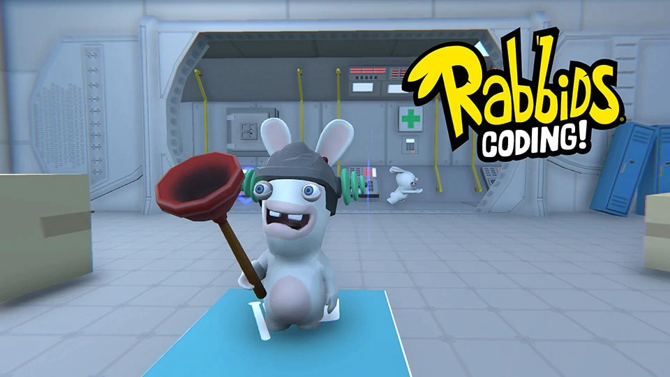 Ubisoft Entertainment - Education & Events - Rabbids Coding Comin to Mobile Thumbnail