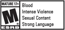 AC Ezio Collection is rated Mature by the ESRB