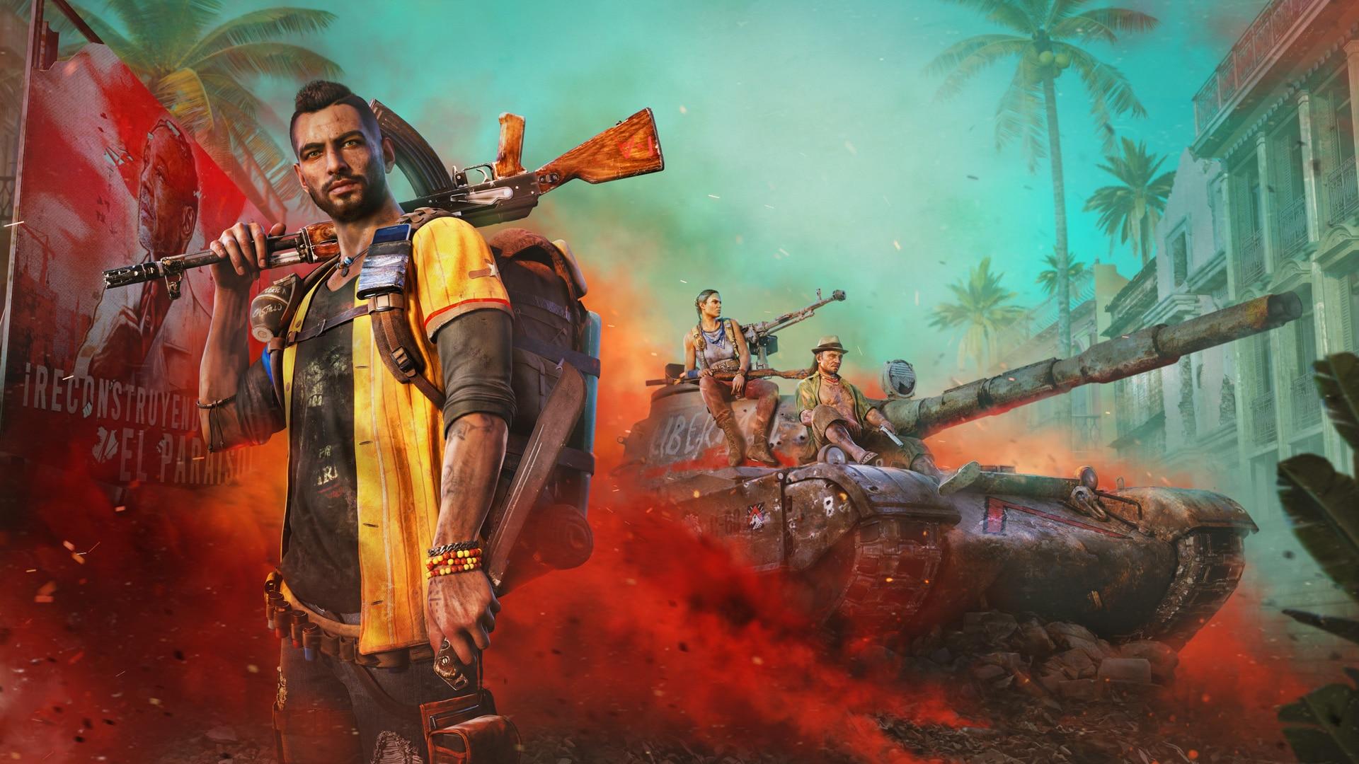 Far Cry 6 на Xbox One, PS4 и др. | Ubisoft (RU)