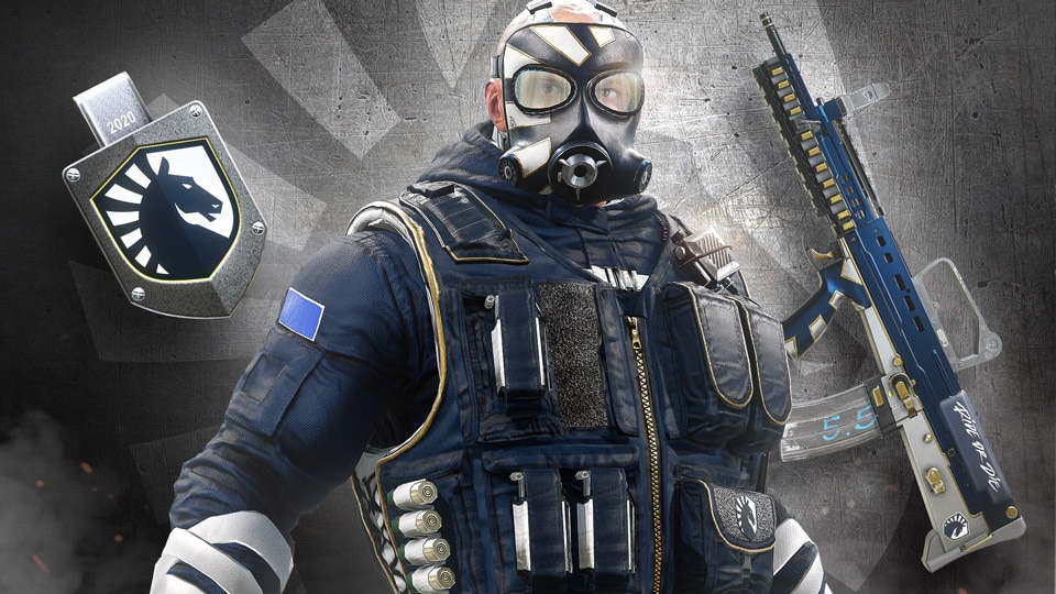 [R6SE][NEWS] R6share Teams Tier reveal - TeamLiquidSledge asset