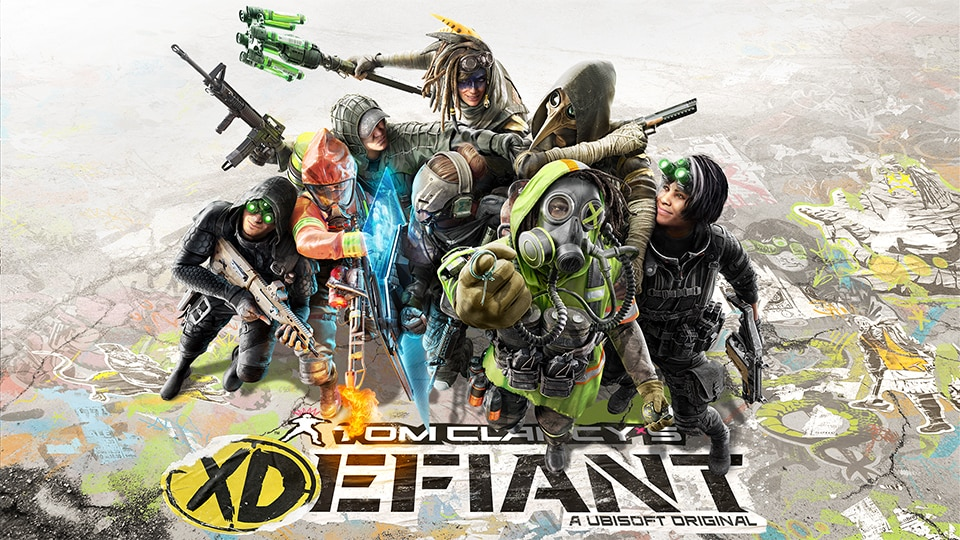 Tom Clancy's XDefiant Brings Universes Together in a Competitive Shooter