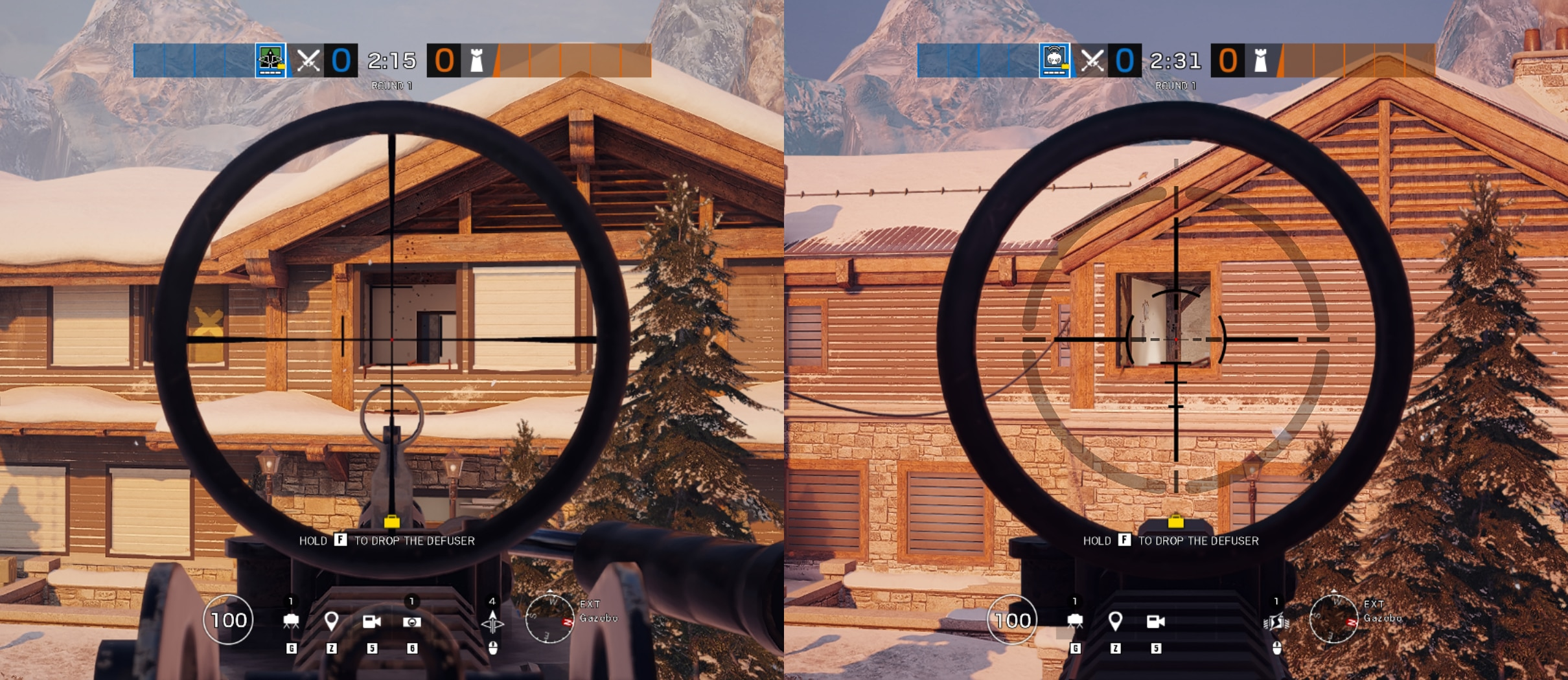 [R6S] Y5S3 Scope 3.0x Comparison