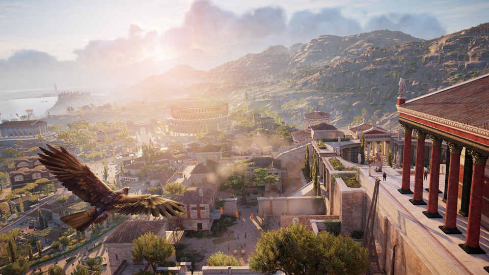 What Could an Assassin's Creed Theme Park Ride Look Like? - Image 2