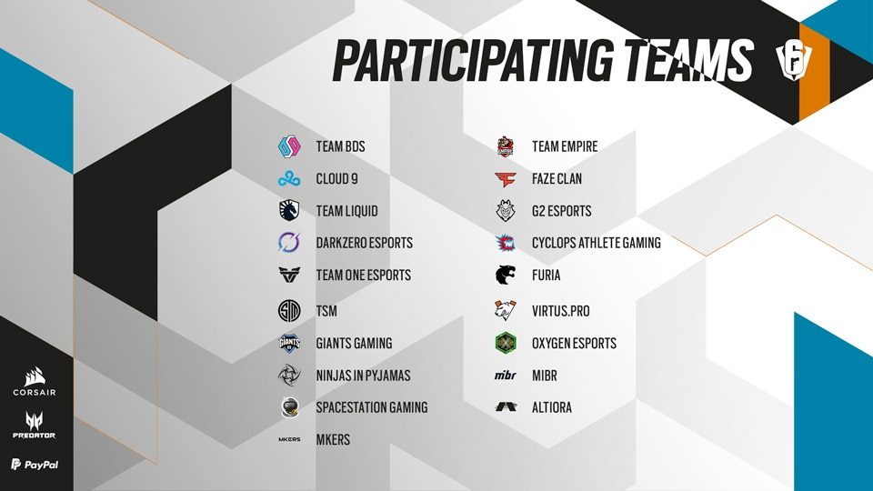 SI2021 Participating teams complete V2