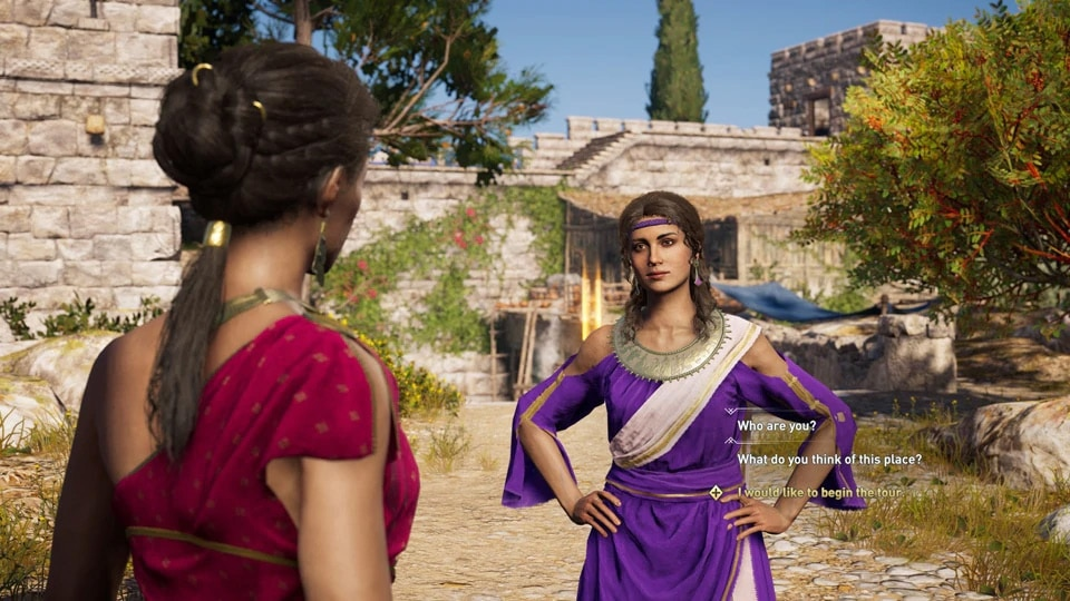 Ubisoft Entertainment - Education & Events - AC Discovery Greece Thumbnail