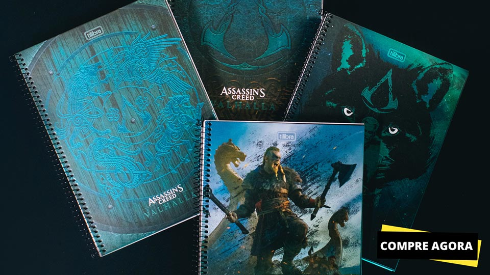 [ACV] News - BR Holiday Merch ACV Notebooks