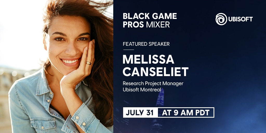 [UN][News] Catching Up On The Black Game Pros Mixer -Melissa