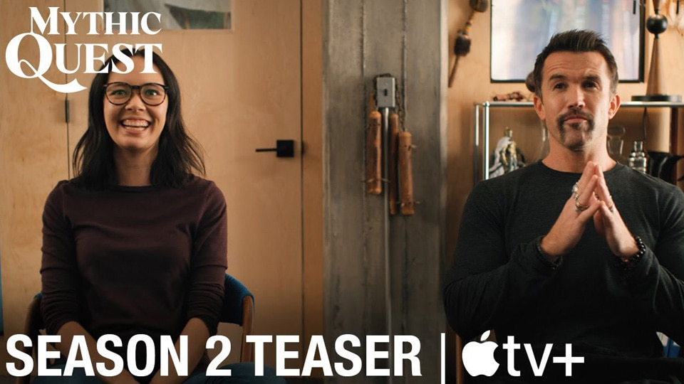 Ubisoft Entertainment Film & TV Mythic Quest Season 2 Teaser Trailer Thumbnail