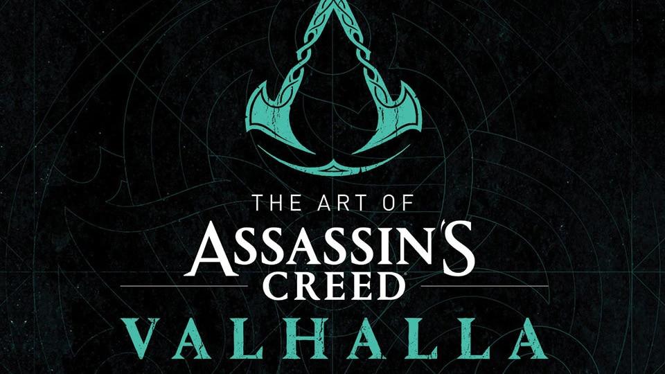 Ubisoft Entertainment - Books Music Category - Art of AC Valhalla Thumbnail
