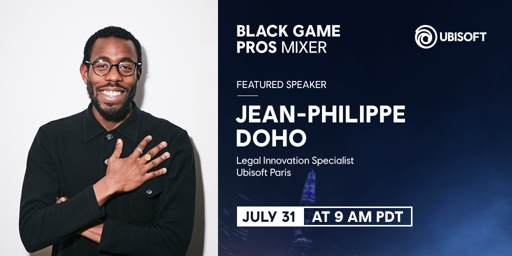 [UN][News] Catching Up On The Black Game Pros Mixer - JP