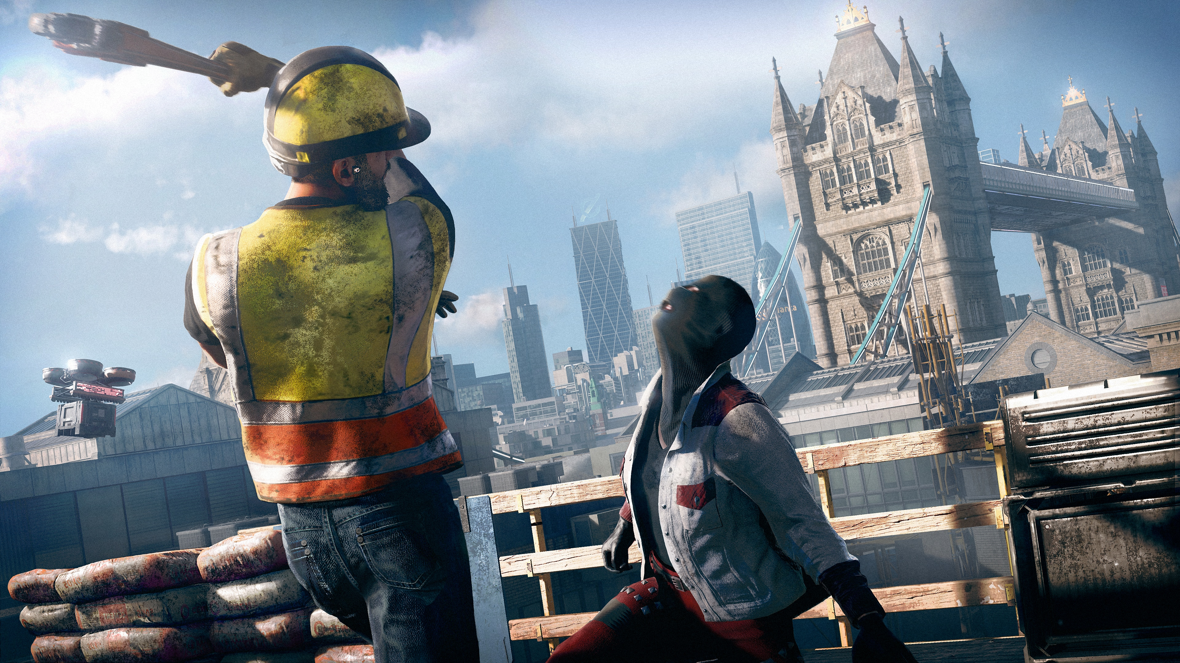 [UN][News] Watch Dogs: Legion's Clint Hocking On How Delaying the Game Let Innovation Flourish - constructionworkerwithoutSpit 3840x2160