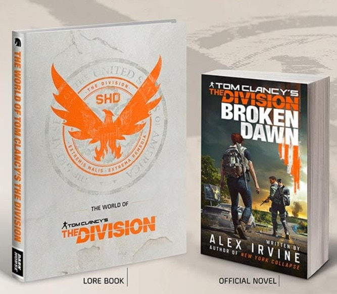 Ubisoft Entertainment - Books and Music - Division 2 Books