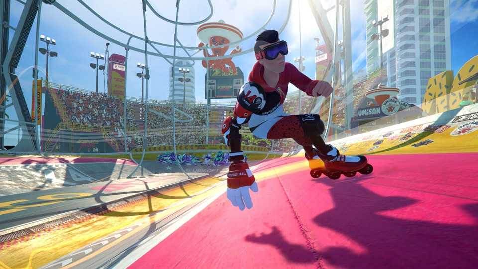 [RBS] [News] Roller Champions Brings Fast-Paced Action to Uplay, Demo Available Now – E3 2019 - screen 5