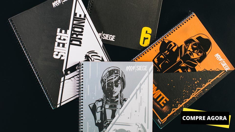 [ACV] News - BR Holiday Merch R6 Notebooks