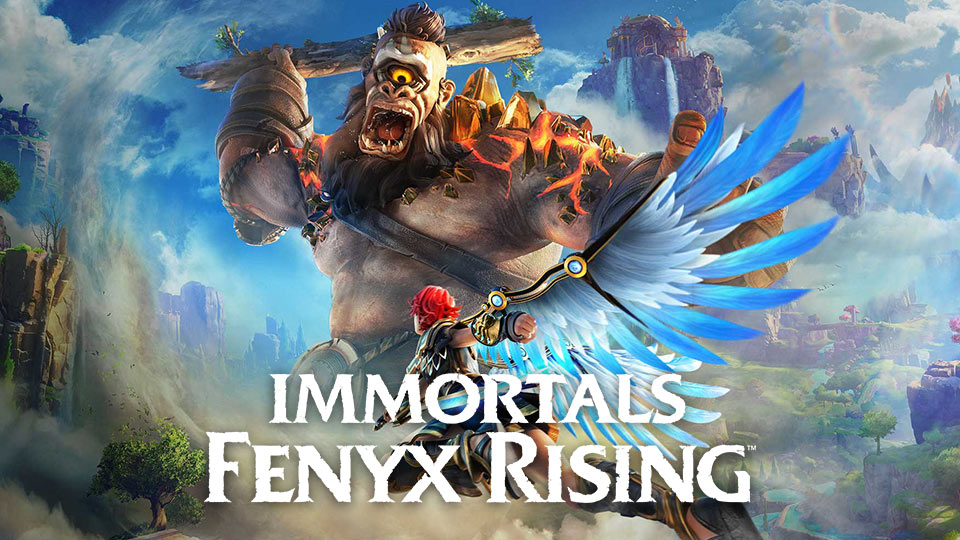 Immortals Fenyx Rising Free Download