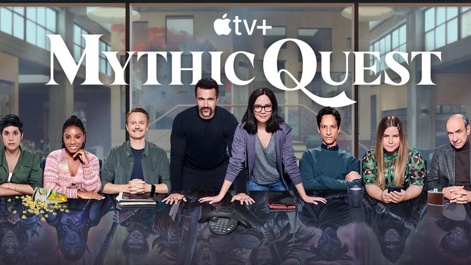 Ubisoft Entertainment - Film & TV - Mythic Quest Apple TV