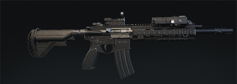 GRB Gunsmith Default416