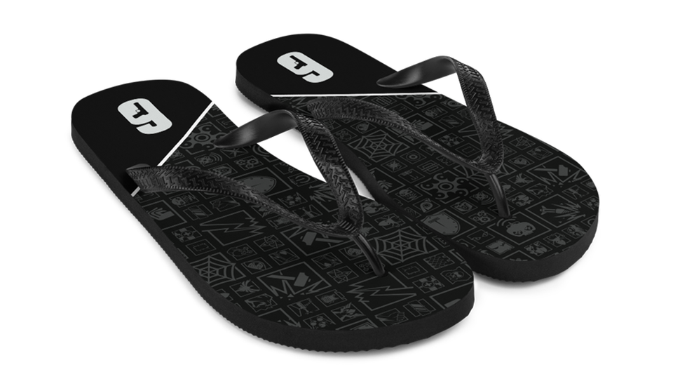 [R6S] [News] Don't Miss these Summer Items from the Six Collection - Operators Flip Flops