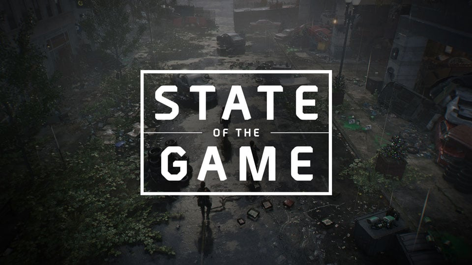 State of the Game Returns to The Division!