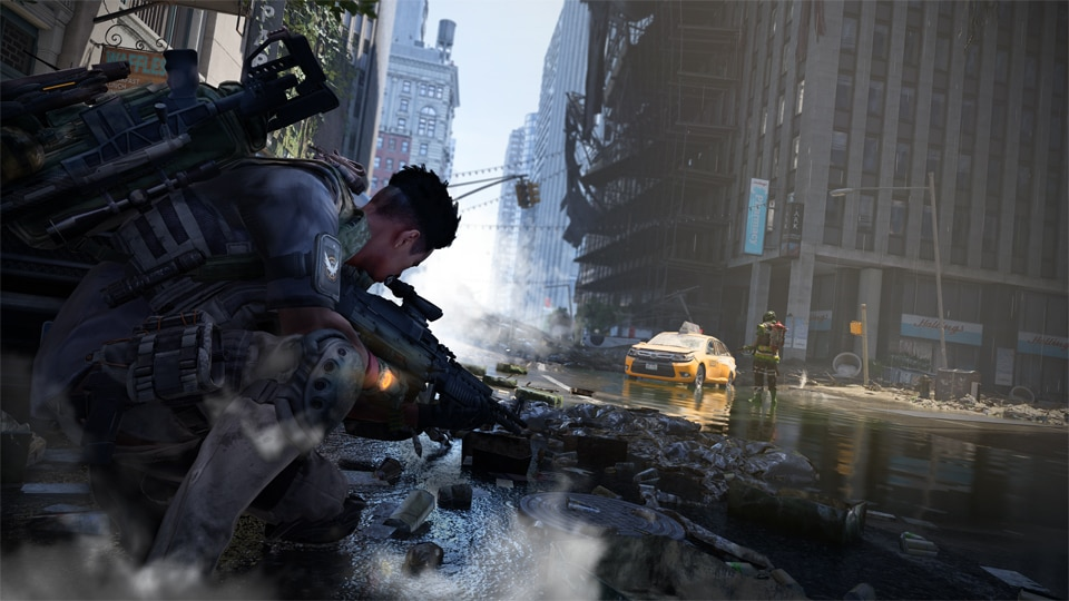 The Division 2 Warlords of New York Expansion Takes Players Back to the Big Apple March 3 - Image 2