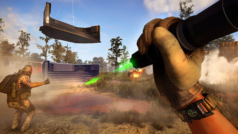 Ghost Recon Frontline Introduces Massive, Free-To-Play Multiplayer Battles - Image 1
