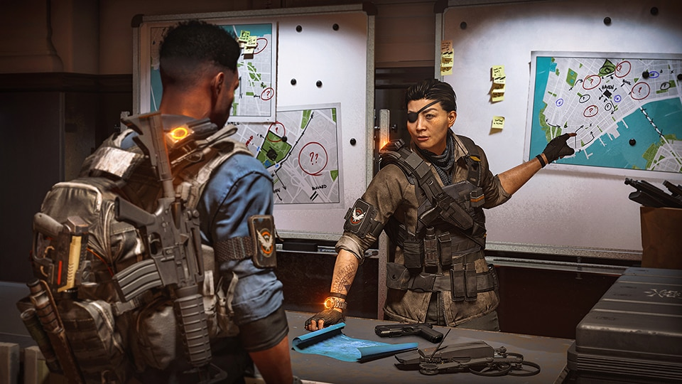 [UN] [News] The Division 2 Warlords of New York Expansion Takes Players Back to the Big Apple March 3 - Screenshot