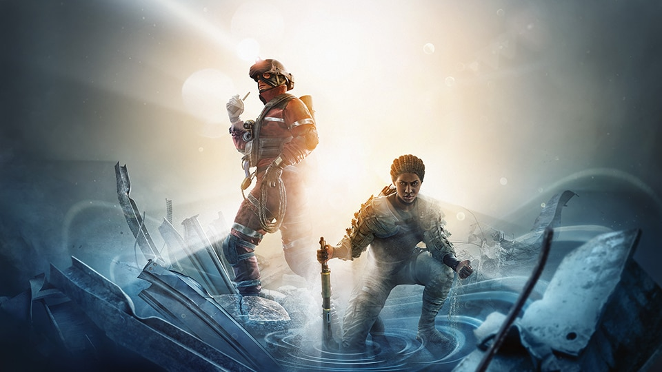 [UN] [News] Rainbow Six Siege Operation Steel Wave Available Now - ops