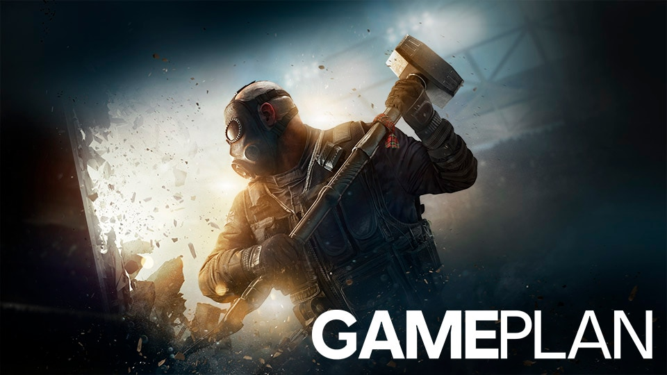 Gameplan arrives on Siege and brings a new system for sharing the very best strategies and tactics to help all players compete at higher levels.