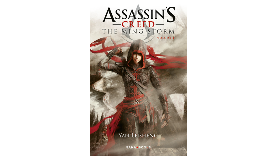 Assassin's Creed Universe Expands with New Novels, Graphic Novels, and More - Image 6