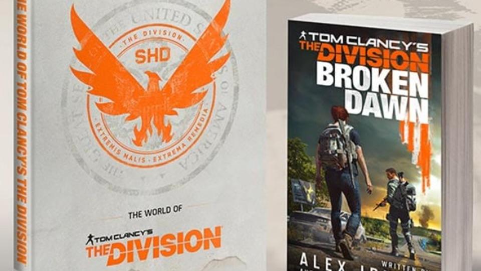 Ubisoft Entertainment - Books Music Category - Division Novels Thumbnail